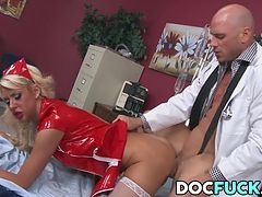 Courtney Taylor and Doc Fuck