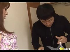 JAV Collection - Wife in a Apartment Complex  -- on Mar 3, 2014