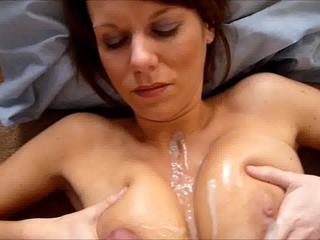 Free titfuck cumshot video pussy creams