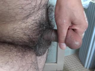 Japanese old man penis